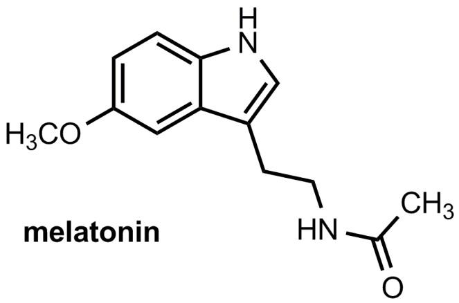 melatonin graphic